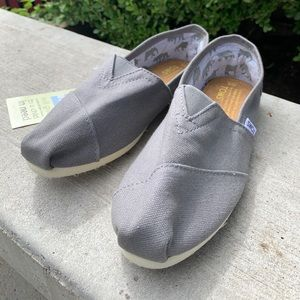 Grey Toms (New)